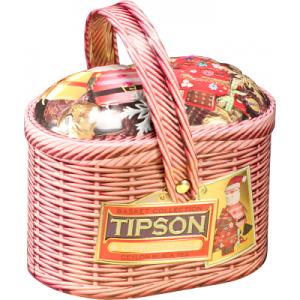 Чай Tipson Лукошко-Рождество/Basket-Christmas 100 г