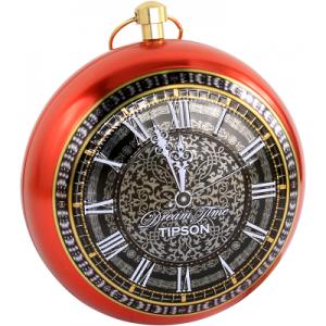 Чай Tipson Коллекция Время мечты Малиновый/Dream Time Collection CLOCKS CRIMSON, 30г