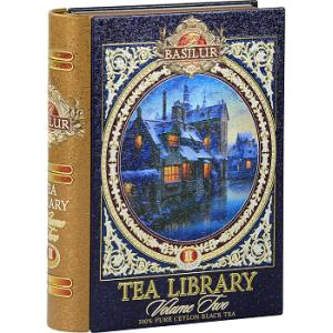 Чай Basilur ЧАЙНОЕ СОБРАНИЕ ТОМ II/TEA LIBRARY VOLUME II 100г