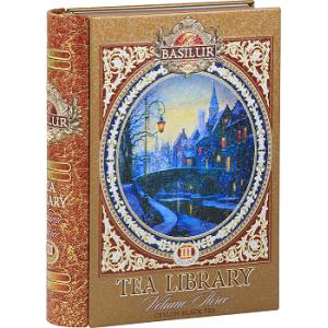 Чай Basilur ЧАЙНОЕ СОБРАНИЕ ТОМ III/TEA LIBRARY VOLUME III 100г