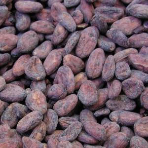 Какао-бобы Мадагаскар Самбирано, 0,5 кг