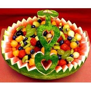 Чай фруктовый с арбузом, 0,5 кг