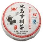 Чай Пуэр Холодный Остров, Шу Блин 150 г
