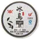 Чай Пуэр Холодный Остров, Шен Блин 150 г