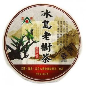 Чай Пуэр, Шу Блин 357 г