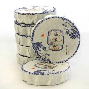 Фу Дин Бай Ча (белый чай в лепешке) 100 гр.