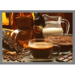 Кофе Ирландский крем (Марагоджип).0.5 кг