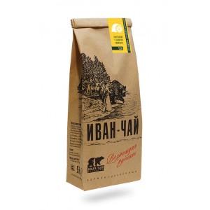 Иван-чай гранулированный с малиной, мятой и цедрой лимона, 100г