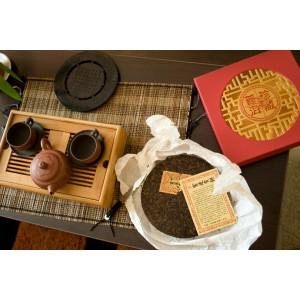 Чай дворцовый  Пуэр (листовой), 0,5 кг